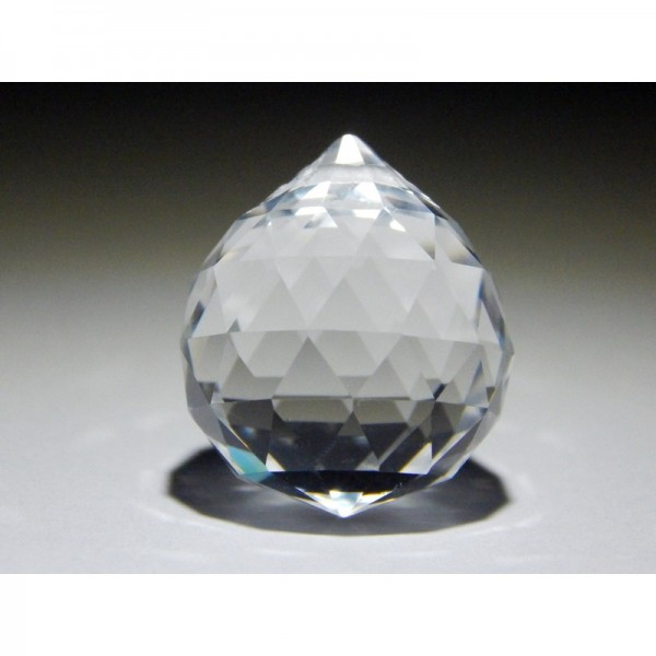 Ólomkristály függeszthető gömb